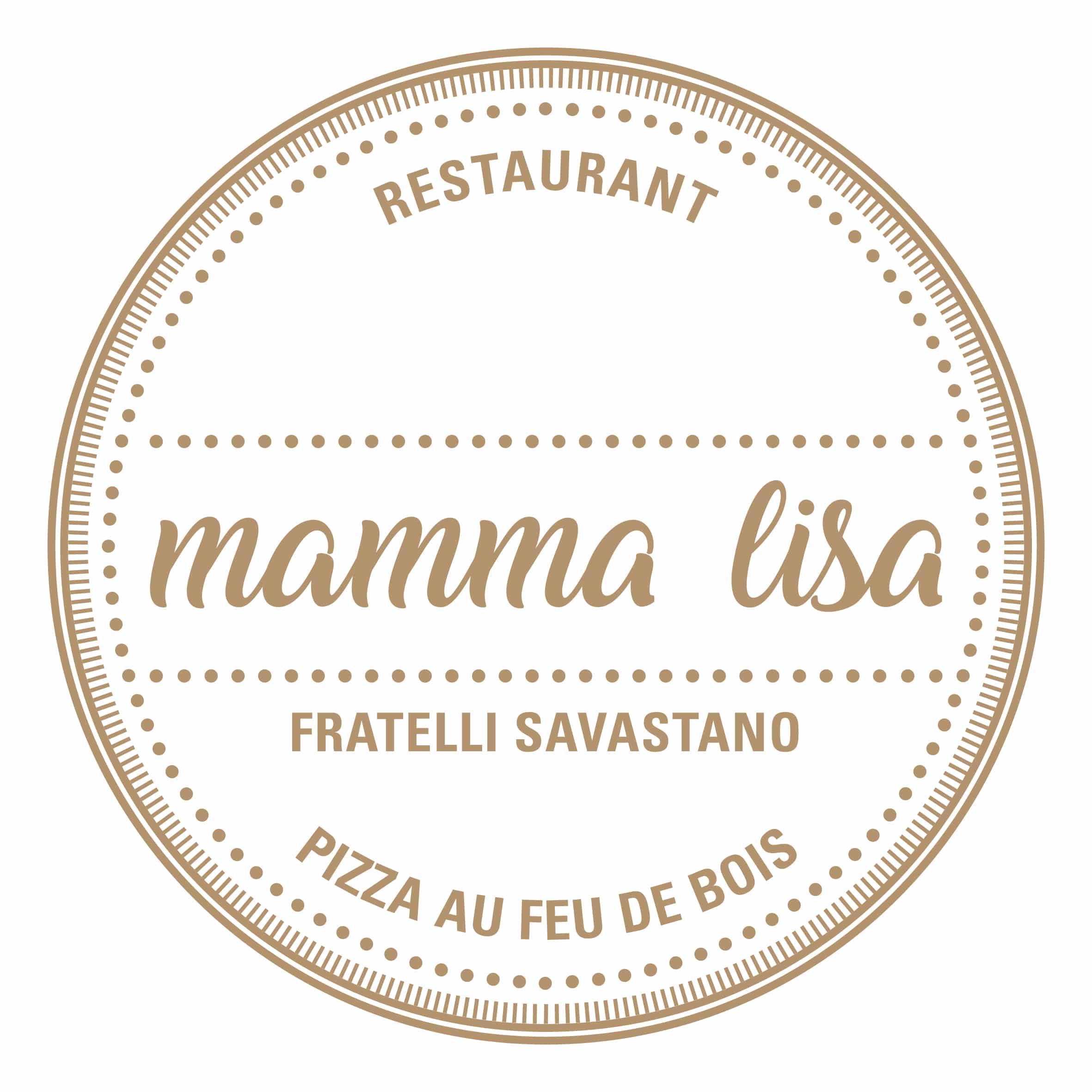 Mamma-Lisa-Restaurant-Pizzeria-Puplinge-Geneve-Suisse-Pizza-Pasta-Italia-Napoli-Logo-Fratelli-Savastano